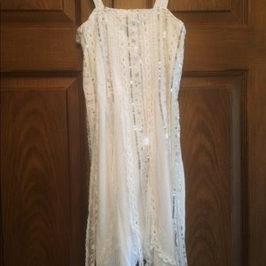 Other - Truluv Elegant White Kids Dress